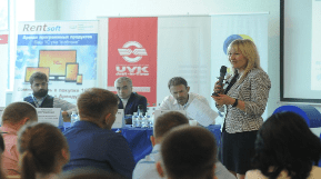 Компанія УВК прийняла участь в FMCG & Retail SCM Logistics Форум